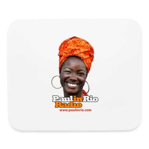 Paul in Rio Radio - Mágica garota - Mouse pad Horizontal