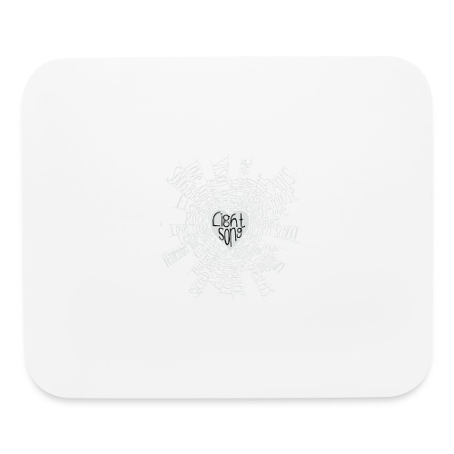 LightSong High Frequency2 - Mouse pad Horizontal