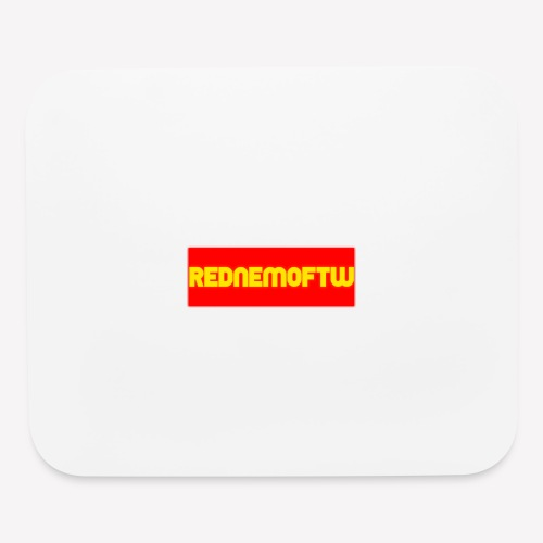 NEW ! REDNEMOFTW Mouse Pad - Mouse pad Horizontal
