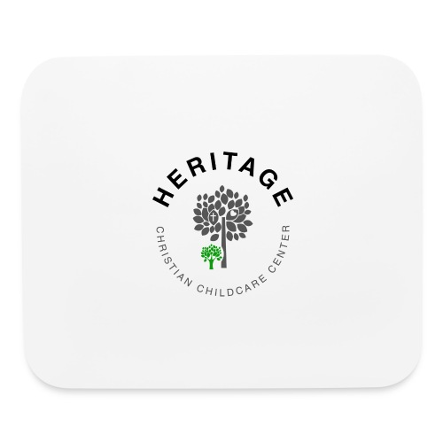 HCCC Front Logo - Mouse pad Horizontal