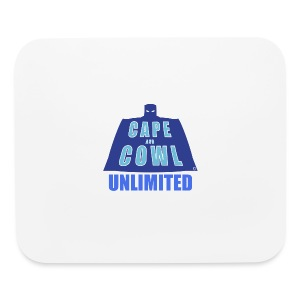 Cape and Cowl Unlimited - Mouse pad Horizontal