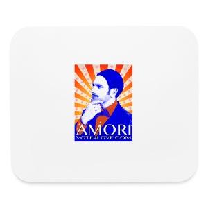 Amori_poster_1d - Mouse pad Horizontal