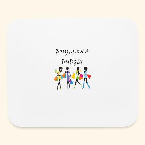 Boujee - Mouse pad Horizontal