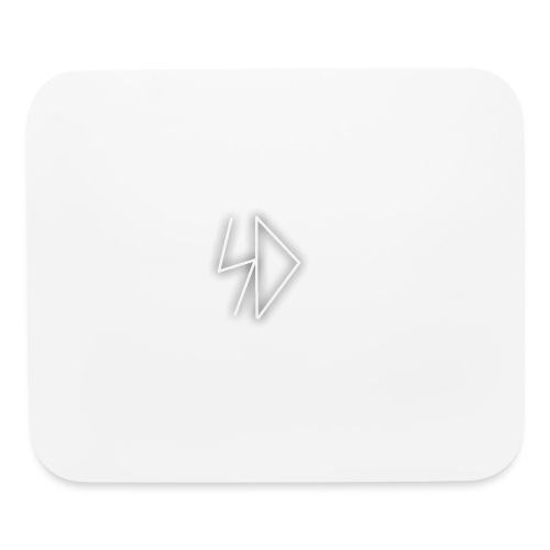 Sid logo white - Mouse pad Horizontal