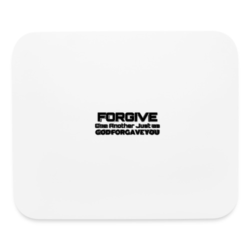 Forgive - Mouse pad Horizontal