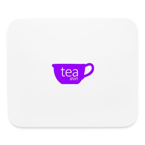 Tea Shirt Simple But Purple - Mouse pad Horizontal
