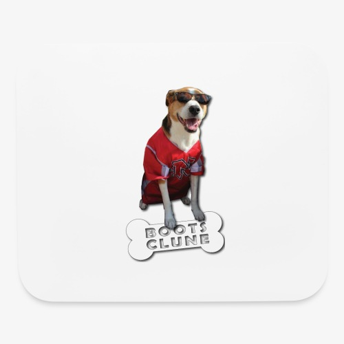 Boots Clune - Mouse pad Horizontal