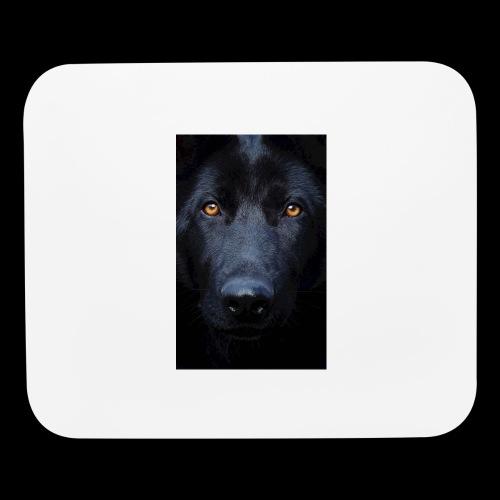black shepherd merch - Mouse pad Horizontal