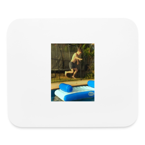 jump clothing - Mouse pad Horizontal