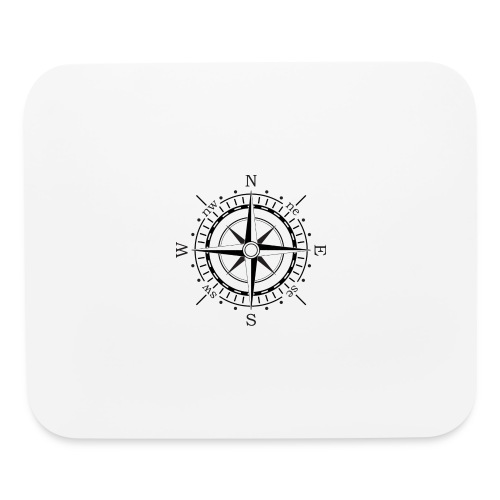 Compass - Mouse pad Horizontal
