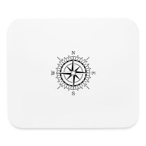 Compass - Mouse pad Horizontal