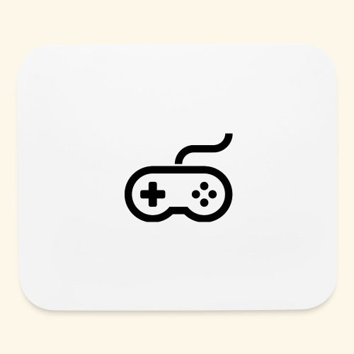 Video Game Controller - Mouse pad Horizontal