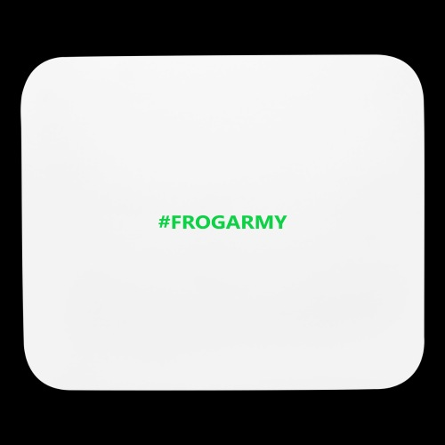 #FROGARMY MousePad - Mouse pad Horizontal