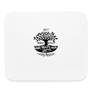 Baker Brown Family Reunion - Mouse pad Horizontal
