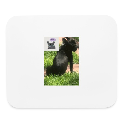 french bulldog - Mouse pad Horizontal