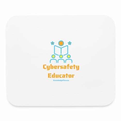 Cybersafety Educator - Mouse pad Horizontal