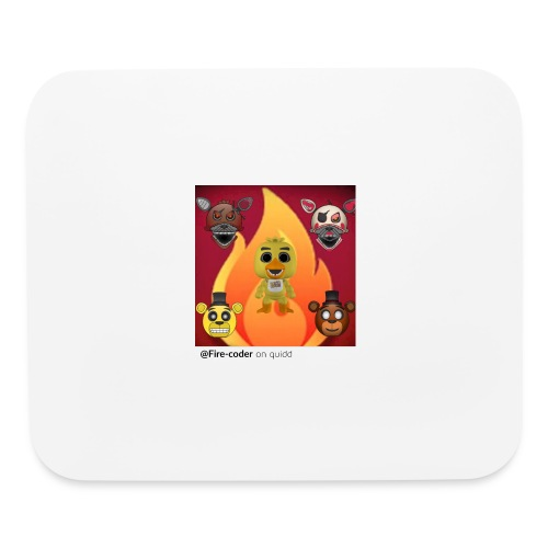 Firecoder Plays - Mouse pad Horizontal