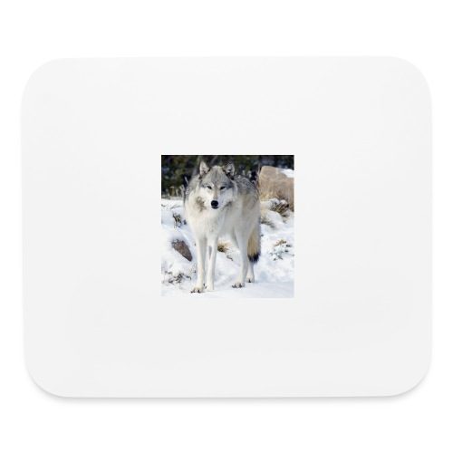 Canis lupus occidentalis - Mouse pad Horizontal