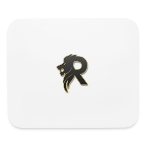 rubzys Merch logo - Mouse pad Horizontal