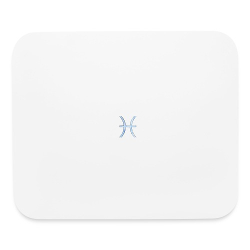 Pisces Glyph - Mouse pad Horizontal
