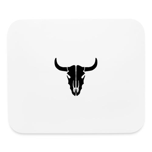 Longhorn skull - Mouse pad Horizontal