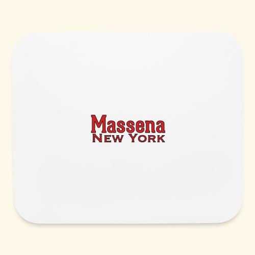 Massena New York - Mouse pad Horizontal