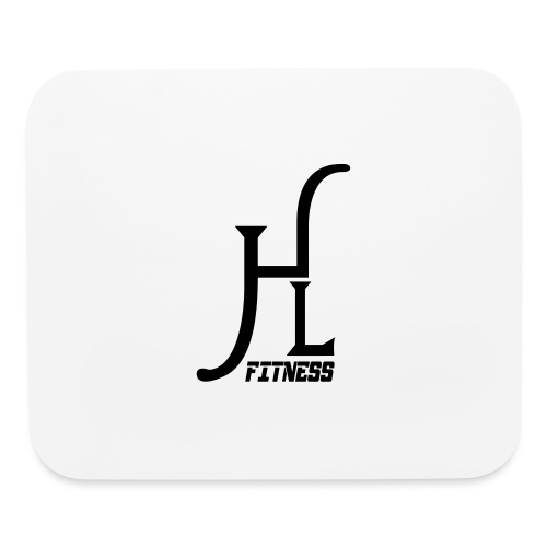 HLF Vector Blk - Mouse pad Horizontal