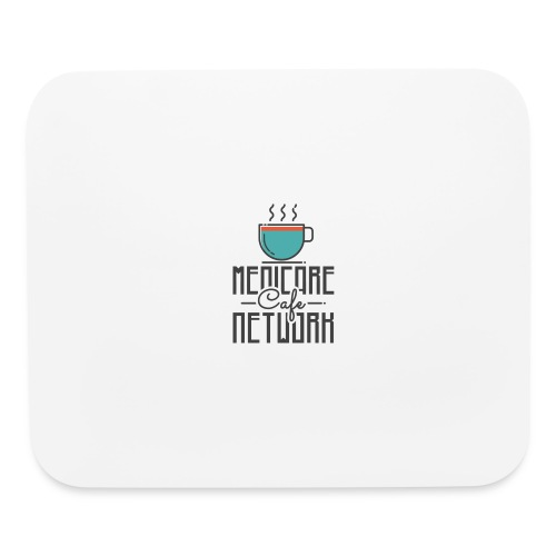 Medicare Cafe Network - Mouse pad Horizontal