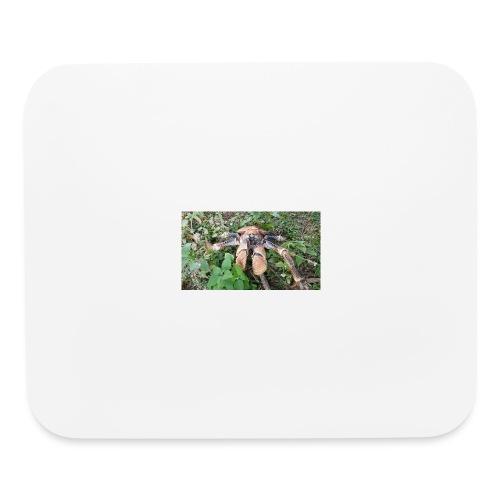 Robber Crab - Mouse pad Horizontal