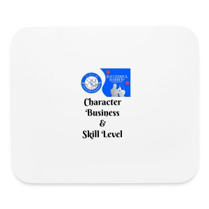 Character, Business & Skill Level - Mouse pad Horizontal