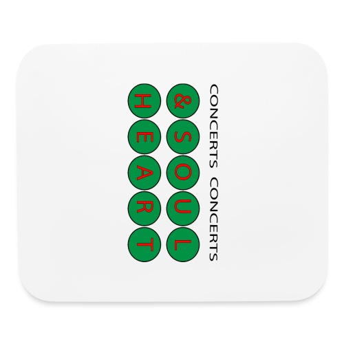 Heart & Soul Concerts Money Green - Mouse pad Horizontal