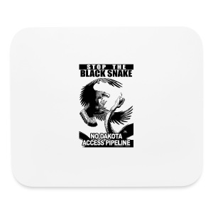 Stop the Black Snake NODAPL - Mouse pad Horizontal