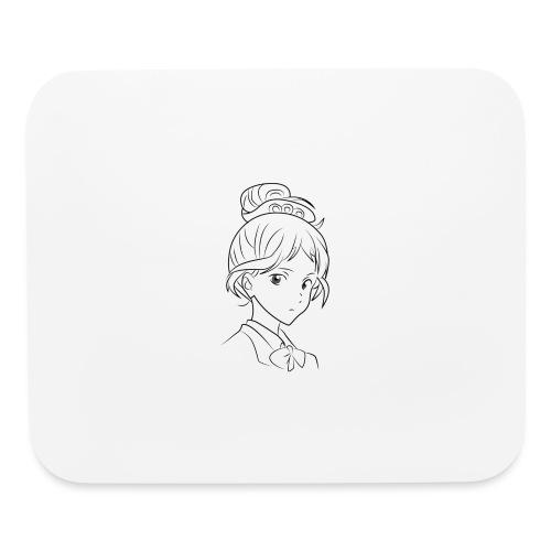 Girl - Mouse pad Horizontal