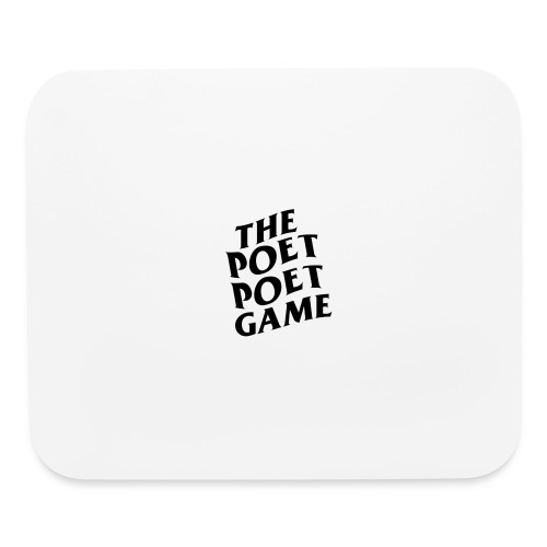 The Poet Game *ASSC* Edition Merch - Mouse pad Horizontal