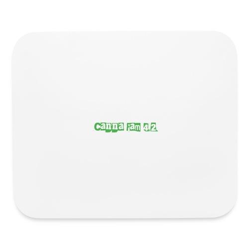 Canna fam 4.2 - Mouse pad Horizontal