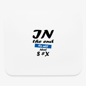 Typography - Mouse pad Horizontal