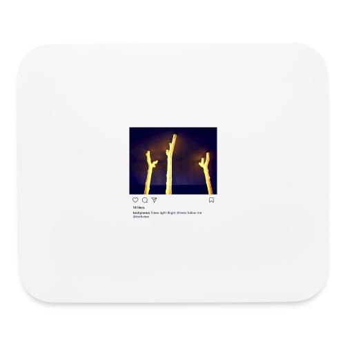 TREE LIGHT - Mouse pad Horizontal