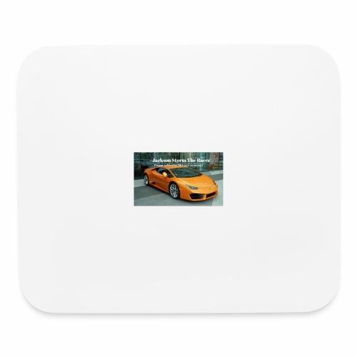 The jackson merch - Mouse pad Horizontal