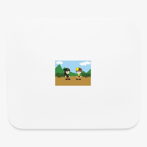 Digital Pontians - Mouse pad Horizontal