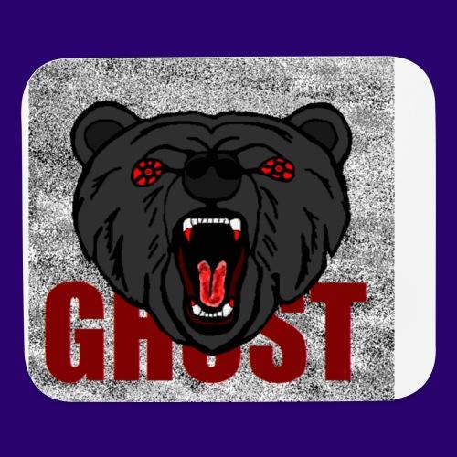 Illusive Ghost Logo - Mouse pad Horizontal
