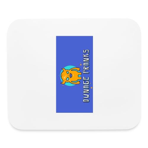 logo iphone5 - Mouse pad Horizontal