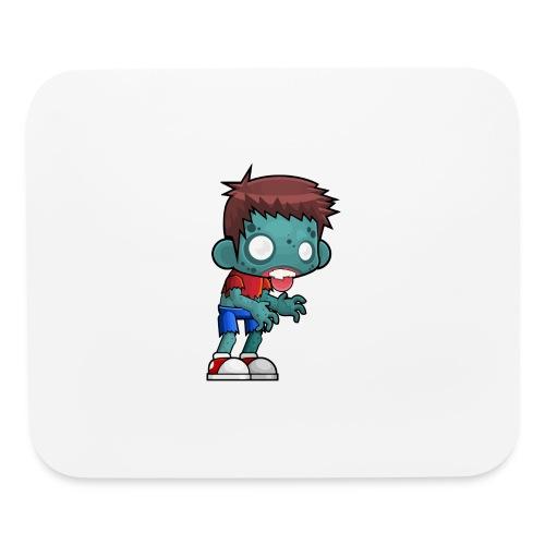 male zombie - Mouse pad Horizontal