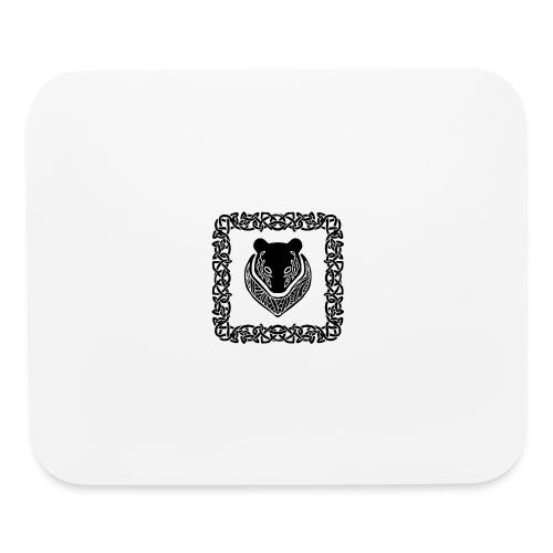 Bear Clan Logo - Mouse pad Horizontal