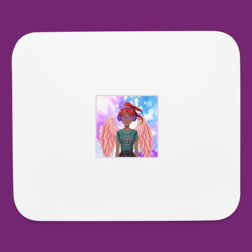 Angel dazed in love - Mouse pad Horizontal