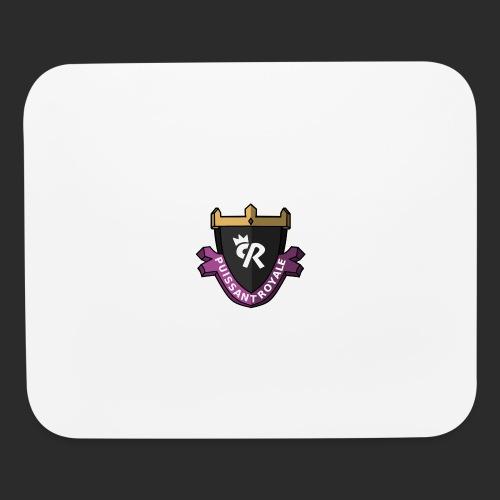 Puissant Royale Logo - Mouse pad Horizontal