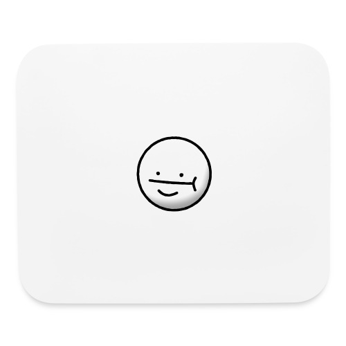 Devetite Face - Mouse pad Horizontal