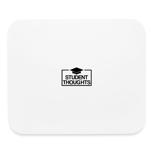 Student Thoughts Merchandise - Mouse pad Horizontal