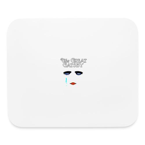 girlyteegraphic - Mouse pad Horizontal