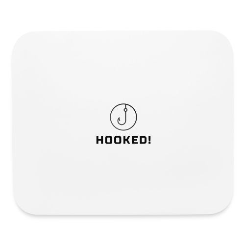 Hooked - Mouse pad Horizontal