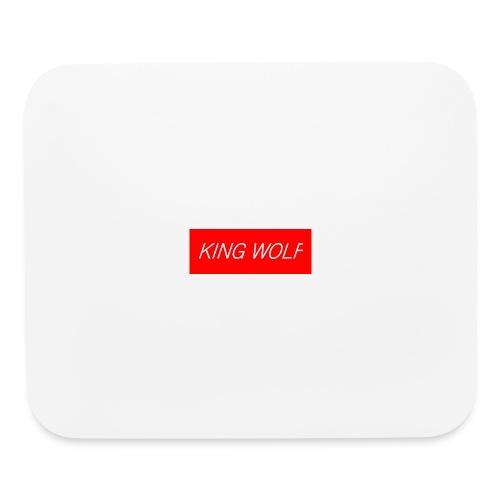 KING WOLF - Mouse pad Horizontal
